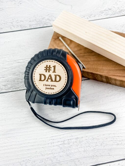 Measuring Tape for Dad