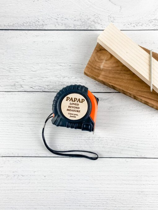 Measuring Tape for Grandfather