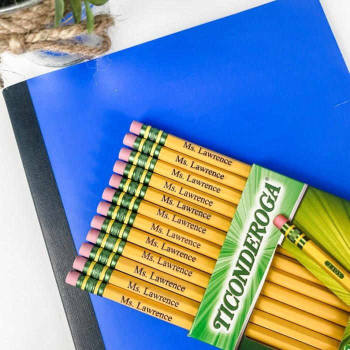 Personalized Pencils